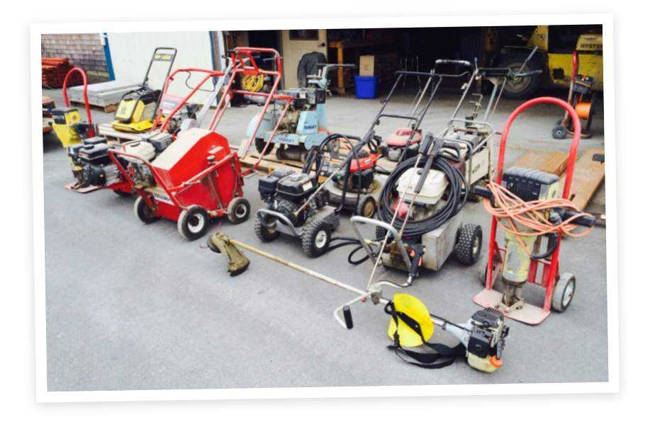 Quality Rental Equipment