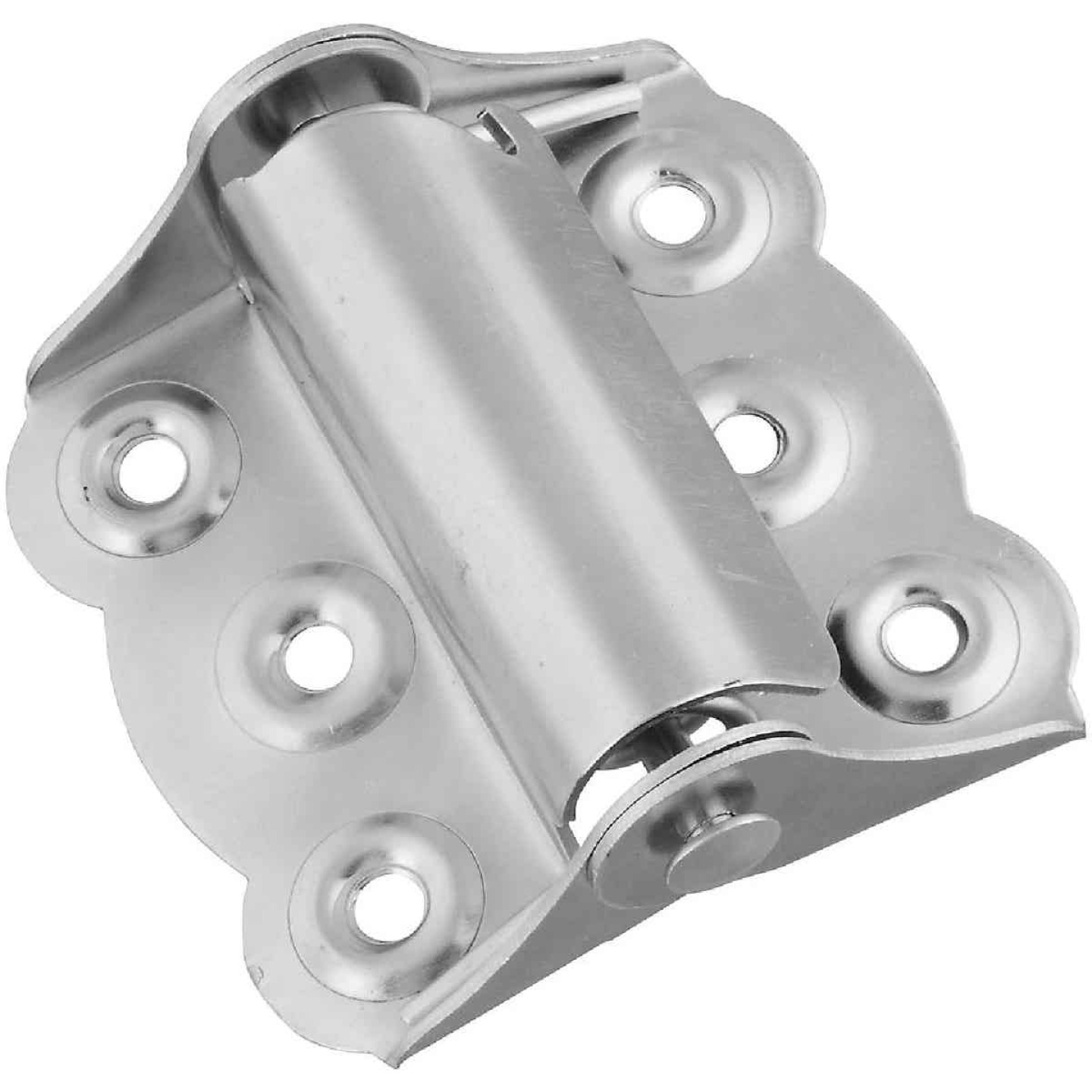 National 2-3/4 In. Zinc Spring Door Hinge (2-Pack) Image 1