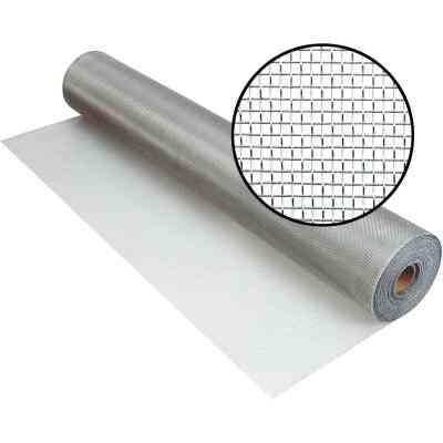 Phifer 36 In. x 100 Ft. Brite Aluminum Screen
