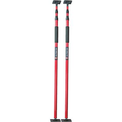 Surface Shields Adjustable Red Pro Poles