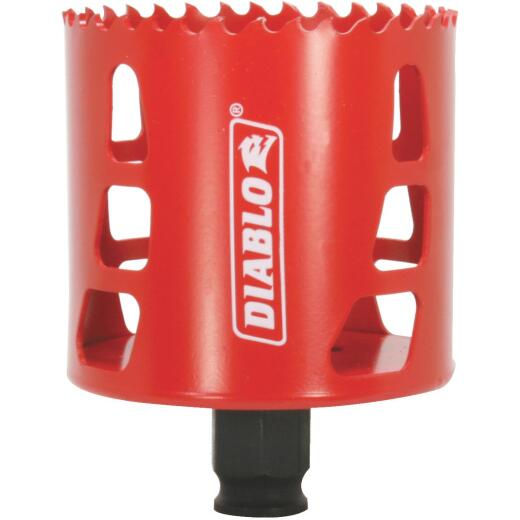 Diablo 2-3/4 In. Bi-Metal Hole Saw