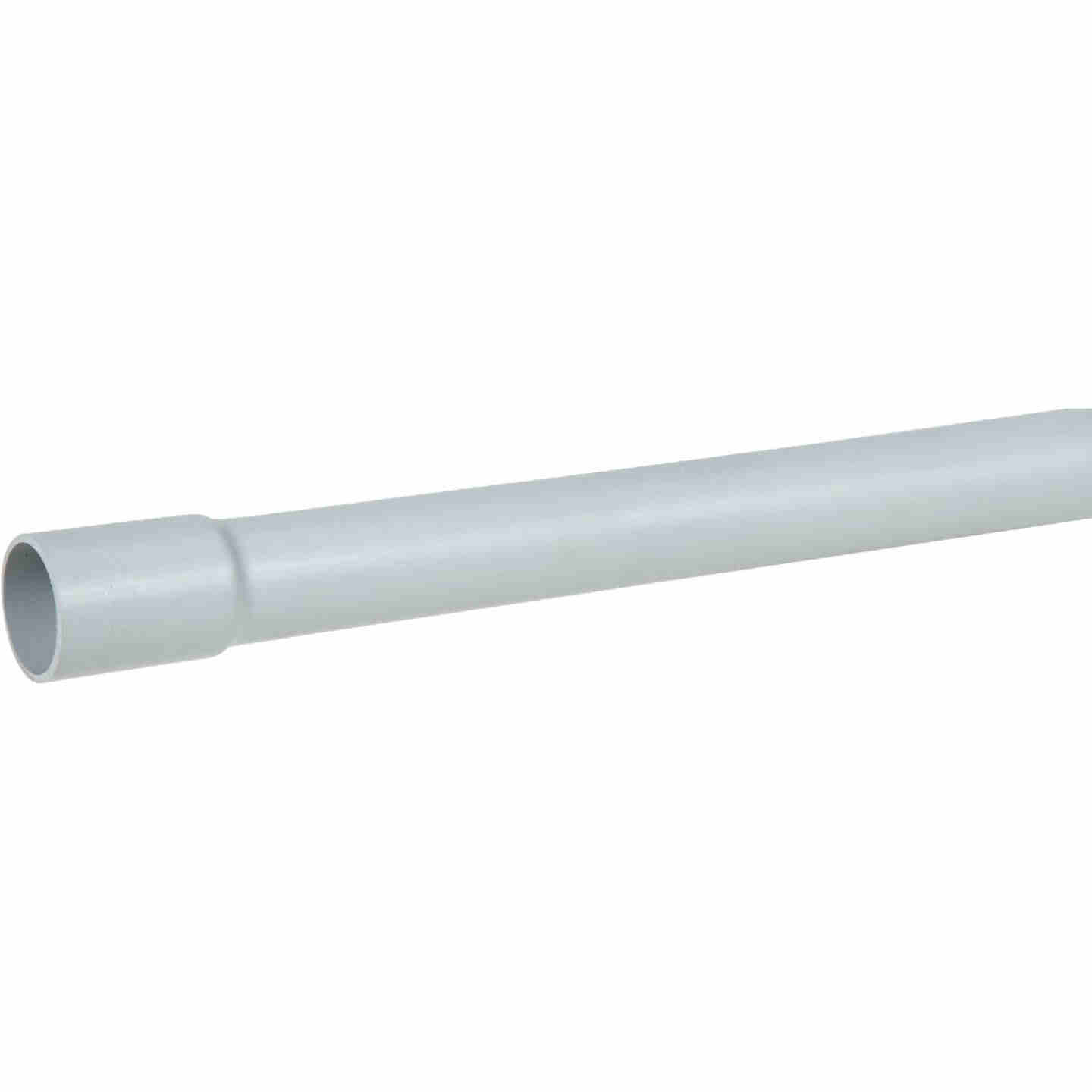Allied 1-1/2 In. x 10 Ft. Schedule 40 PVC Conduit Image 1