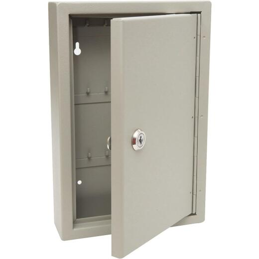 Kidde Lockable Heavy-Duty Steel 7 In. Key Cabinet