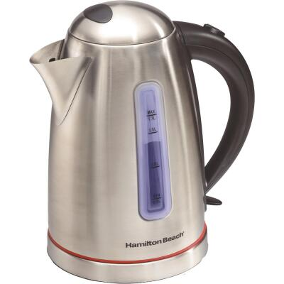 Hamilton Beach 7 Cup Stainless Steel Electric Kettle