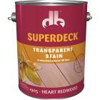 Duckback SUPERDECK VOC Transparent Exterior Stain, Heart Redwood, 1 Gal. Image 1